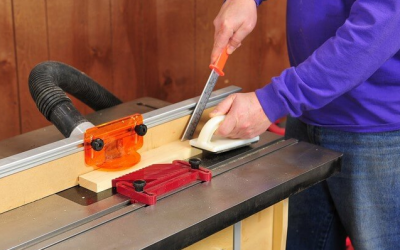 router table safety